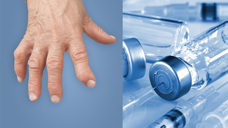 The PPSV23 vaccine may not prevent pneumonia in patients with rheumatoid arthritis.