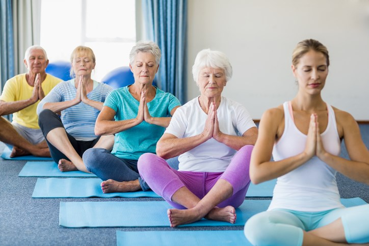 Yoga Linked to Low Back Pain Relief