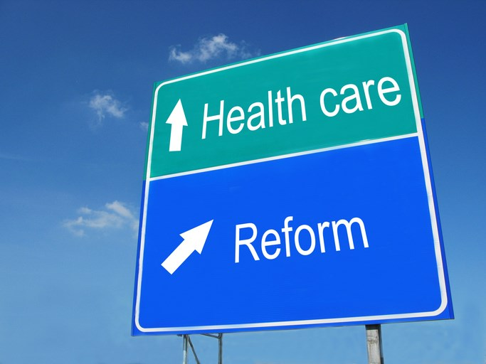 Healthcare reform has been a political hot potato for decades.