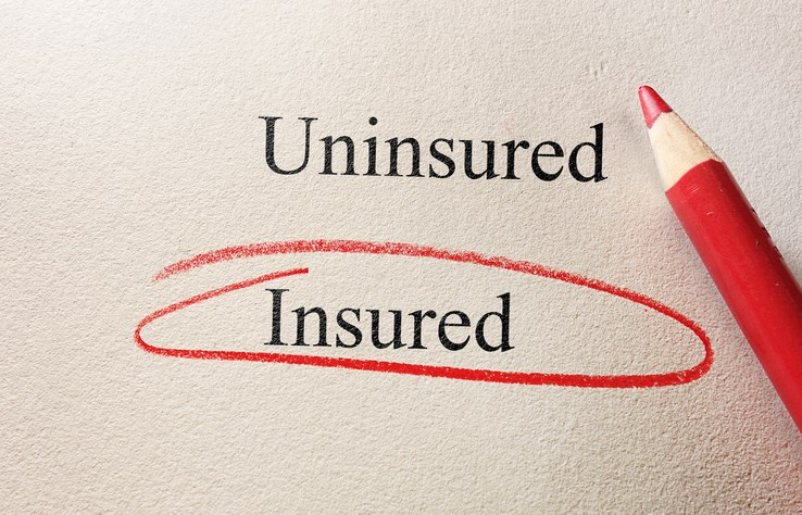 Nearly 9% of U.S. Population Uninsured in 2016
