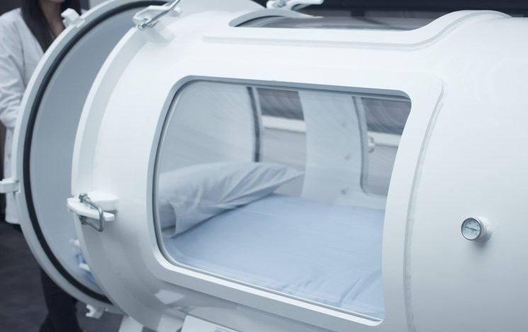 Systematic Sclerosis Ulcers Benefit from Hyperbaric Oxygen Treatment