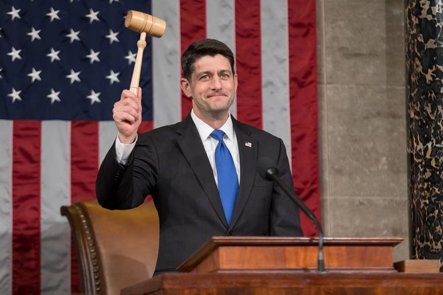 Ryan vows to replace the ACA, not just repeal or gut its funding. <it>Image courtesy of Speaker.gov</it>