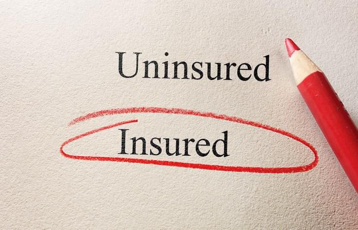 Nearly 9% of U.S. Population Uninsured in 2016