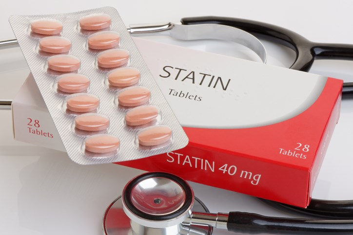 After 4 years, participants using statins did not demonstrate a lowered risk of worsening pain.