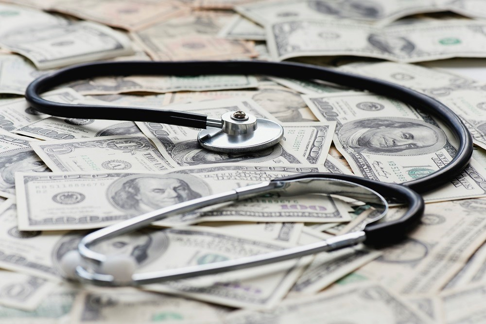 US Healthcare Spending Twice as Much as Other High-Income Countries