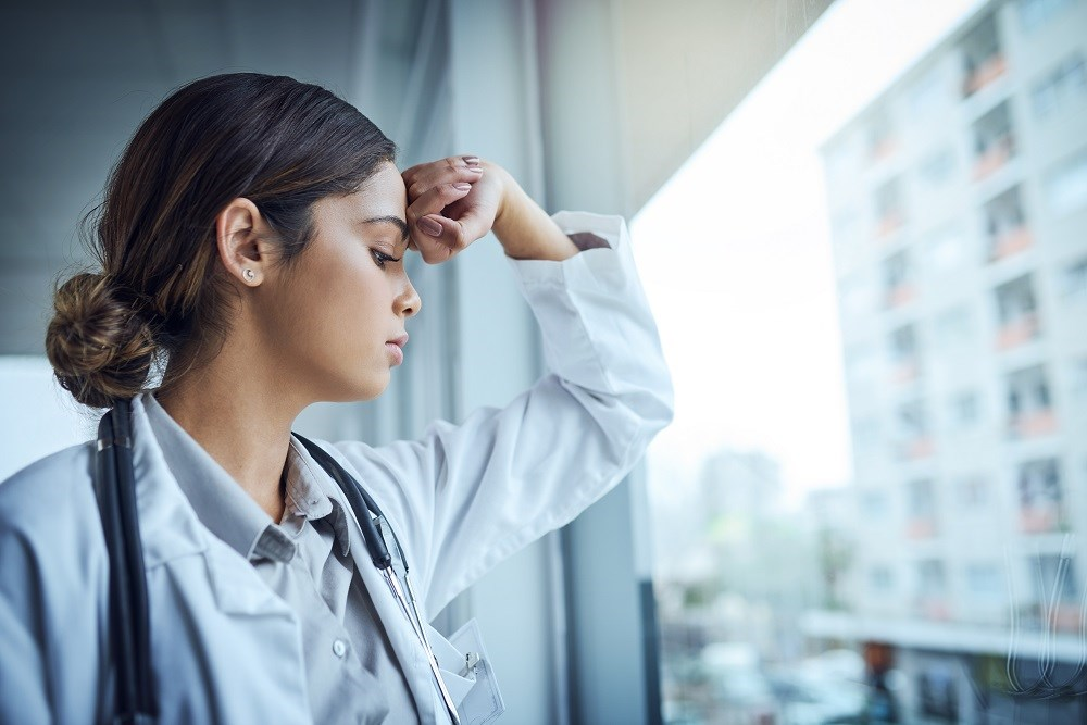Career choice regret, specialty choice, and anxiety in medical school have been linked with elevated rates of burnout in resident physicians.