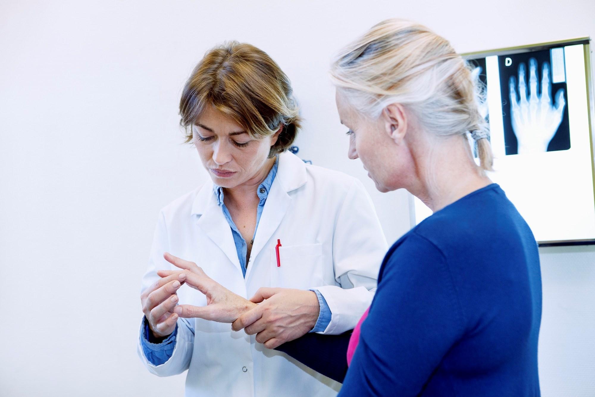 PROMIS Effective for Physical, Mental Health Assessment in DMARD-Treated Rheumatoid Arthritis