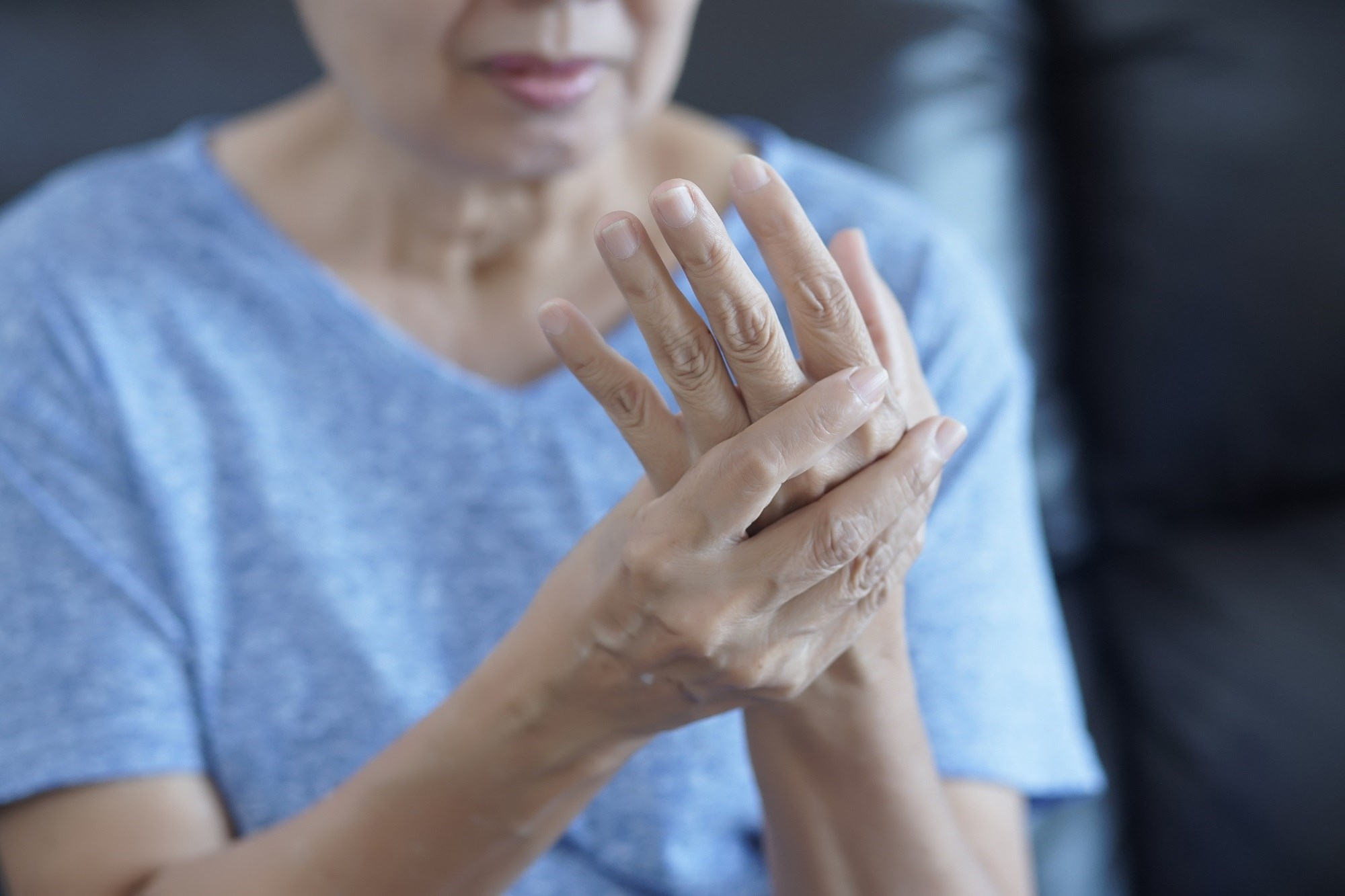 Rheumatoid pain can lead to a lifestyle of reduced physical activity that is associated with the development of T2D.
