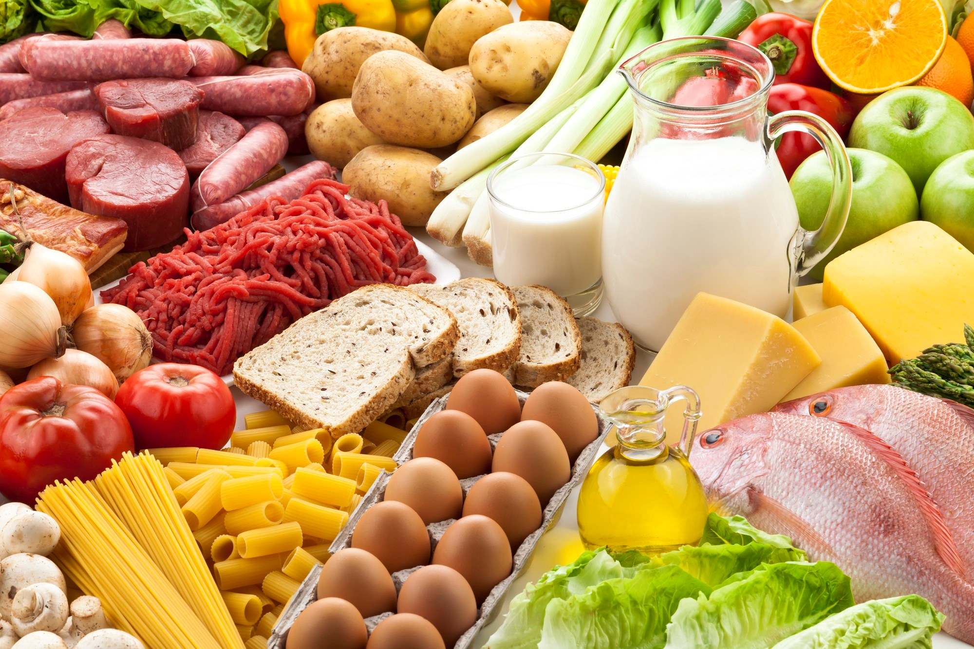 Diet Less Important Than Genes for High Serum Urate Levels