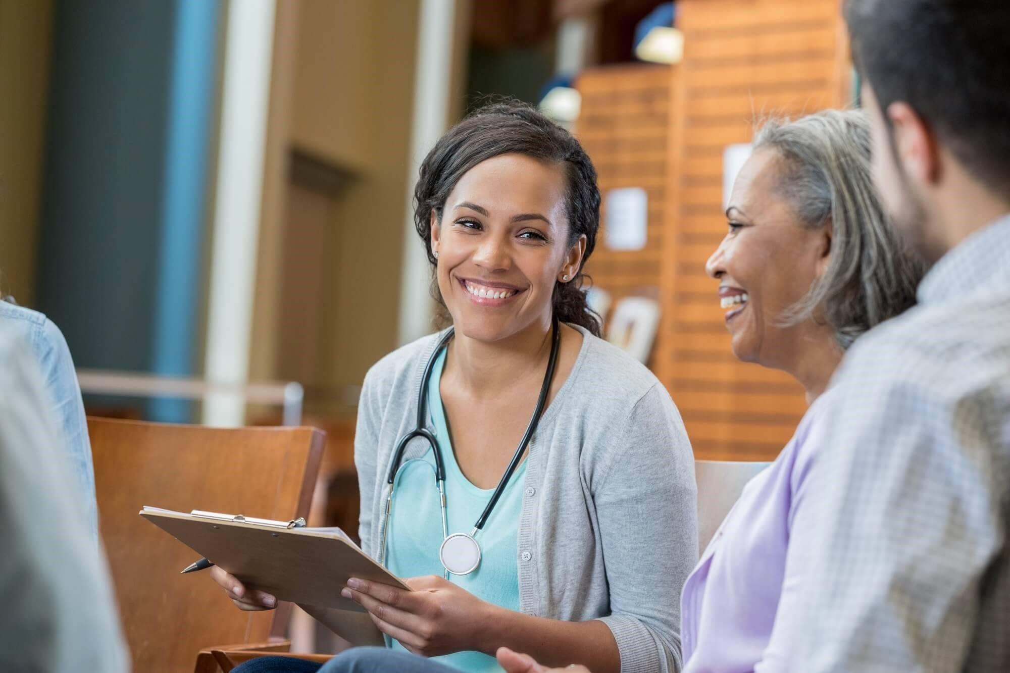 An educational intervention can improve patients' ability to self-manage their chronic diseases.