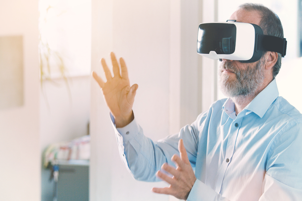 Virtual reality technology will take on an expanded role in medical education
